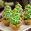 Chirstmas Tree In a Pot - Christmas Cookie