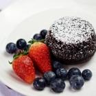 Molten Chocolate Lava Cake - Valentine's Day