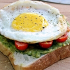 Avocados Sandwiches - Healthy and Delicious