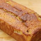 Gula Melaka Banana Cake