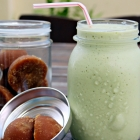Indonesian-Style Avocado Milkshake