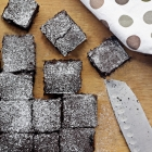 Low-Fat Low-Sugar Brownie - Stevia