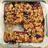 Very Berry Crumble Cake