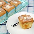 Hokkaido Chiffon Cupcake (北海道牛奶蛋糕)