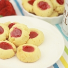 Jam Drops (Thumbprint Cookies)