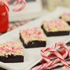 Peppermint White Chocolate Brownie (Giveaway with MiniJon)