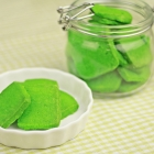 Pandan Cookies - Chinese New Year