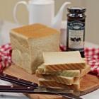 White Bread (Eggless & Dairy-free) 无奶无蛋素食白吐司/面包