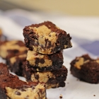 Chocolate Chip Cookie Brownie