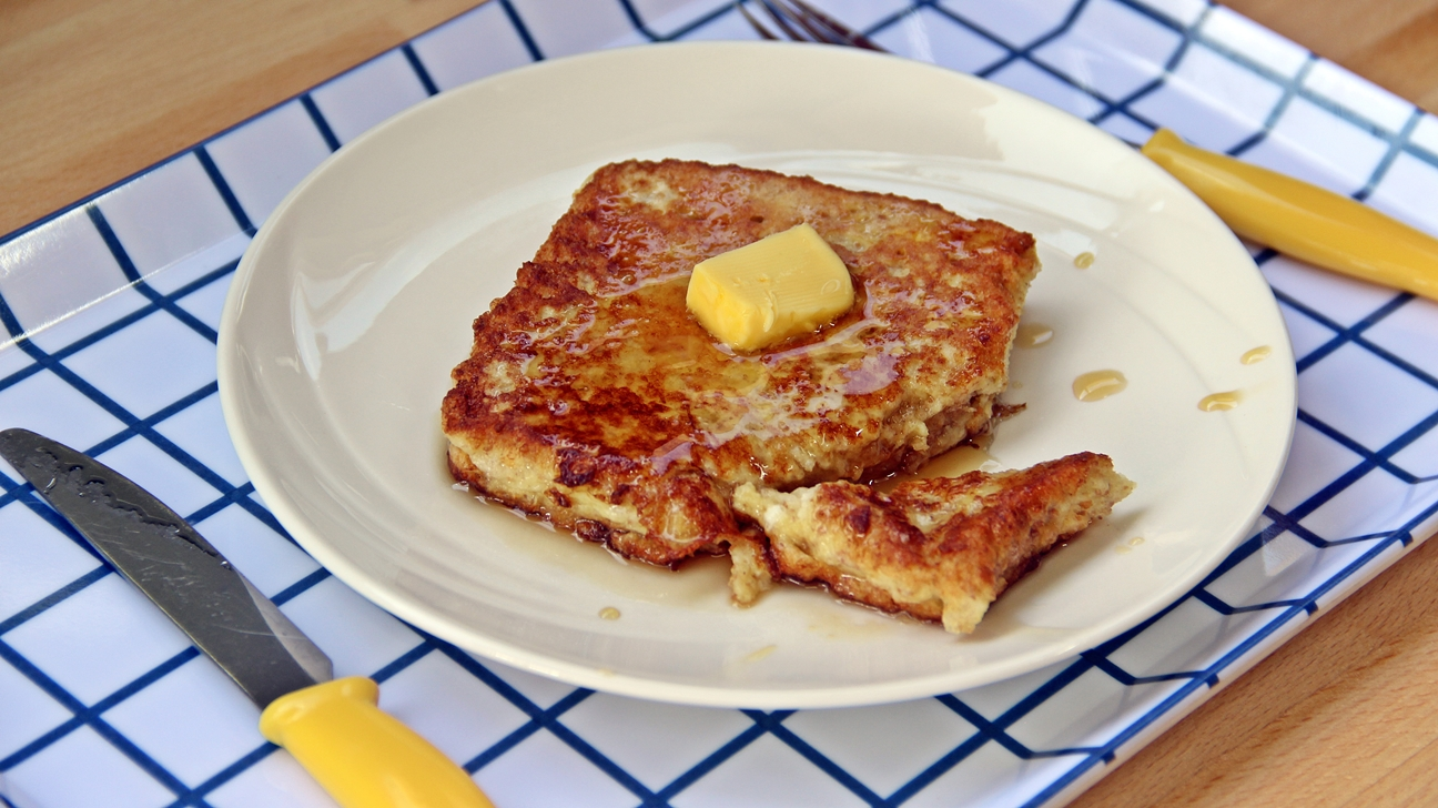 French toast hong kong style editedited small ccuart Image collections