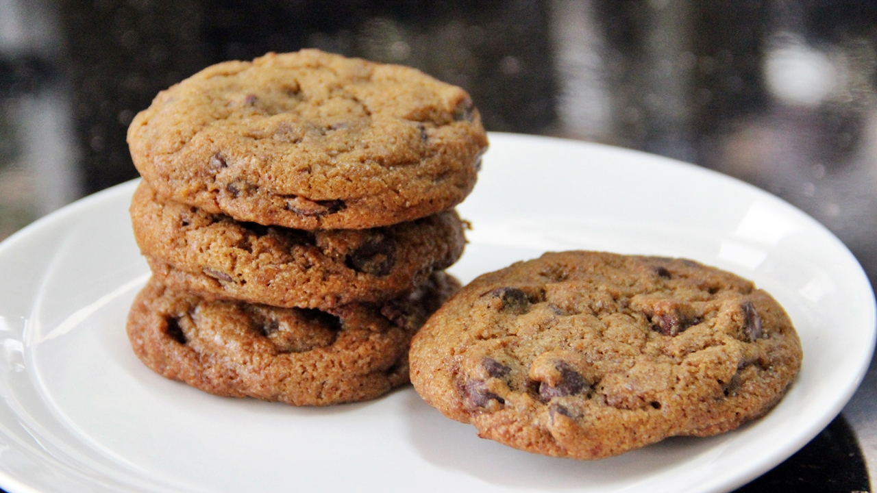 Ultimate Chocolate Chip Cookie - Subway Recreate