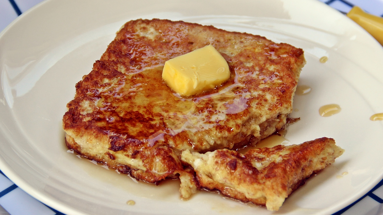French toast hong kong style ccuart Image collections