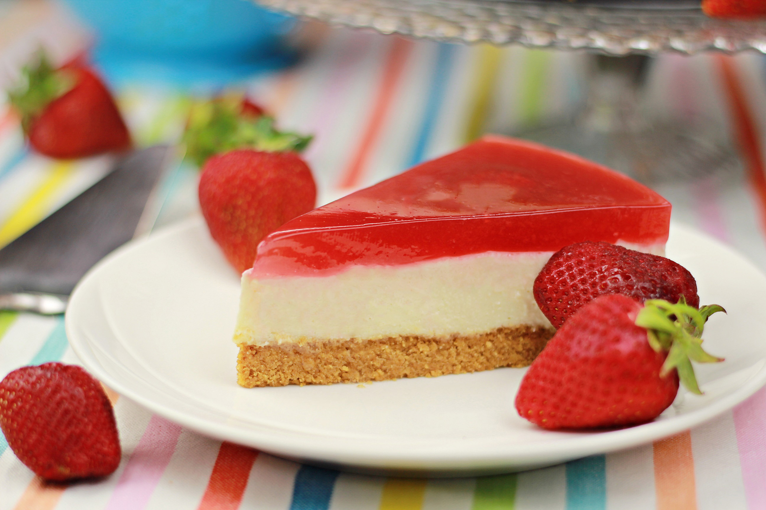 Vegan Cheese Cake Tofu Cream Cheese