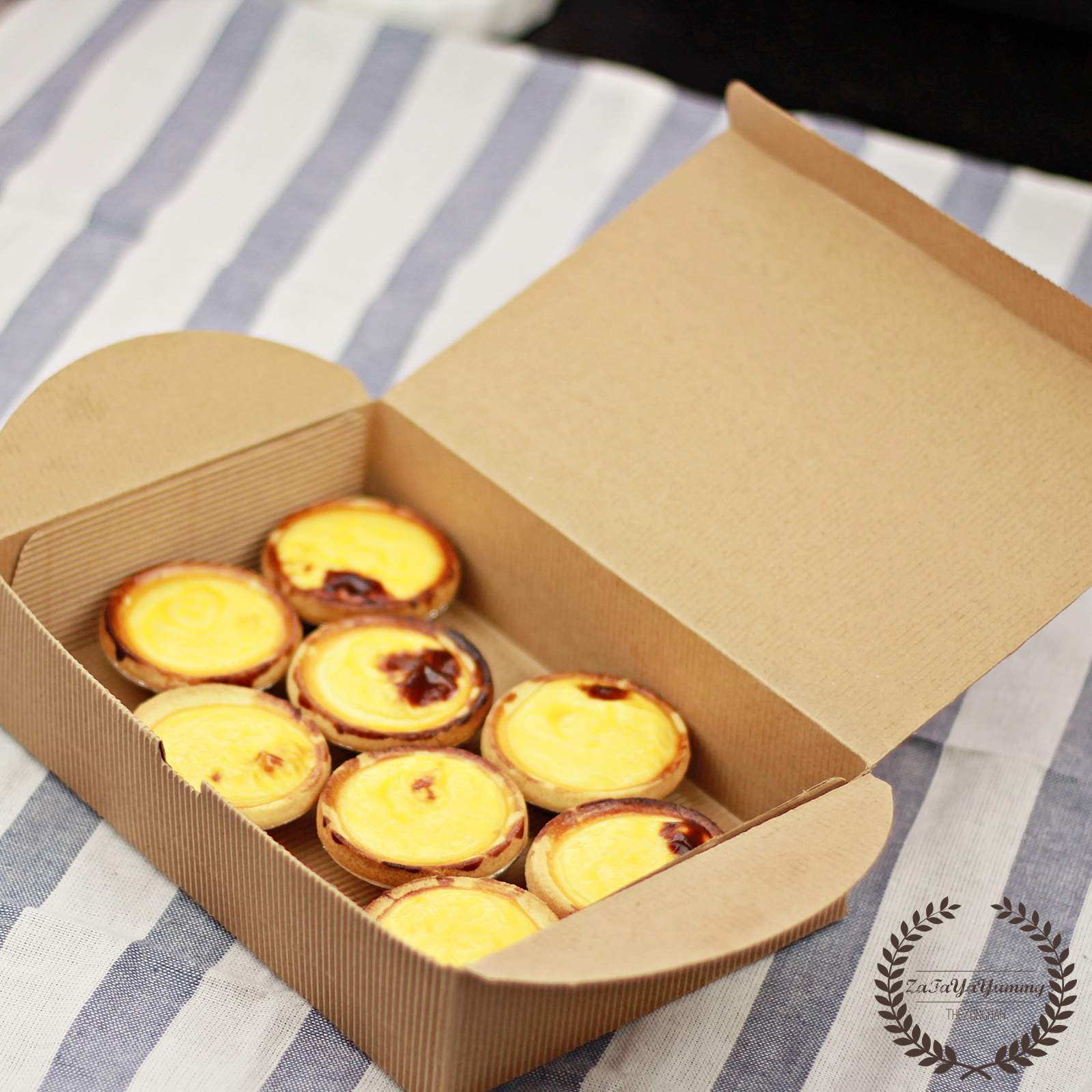 Cheese Tarts in box
