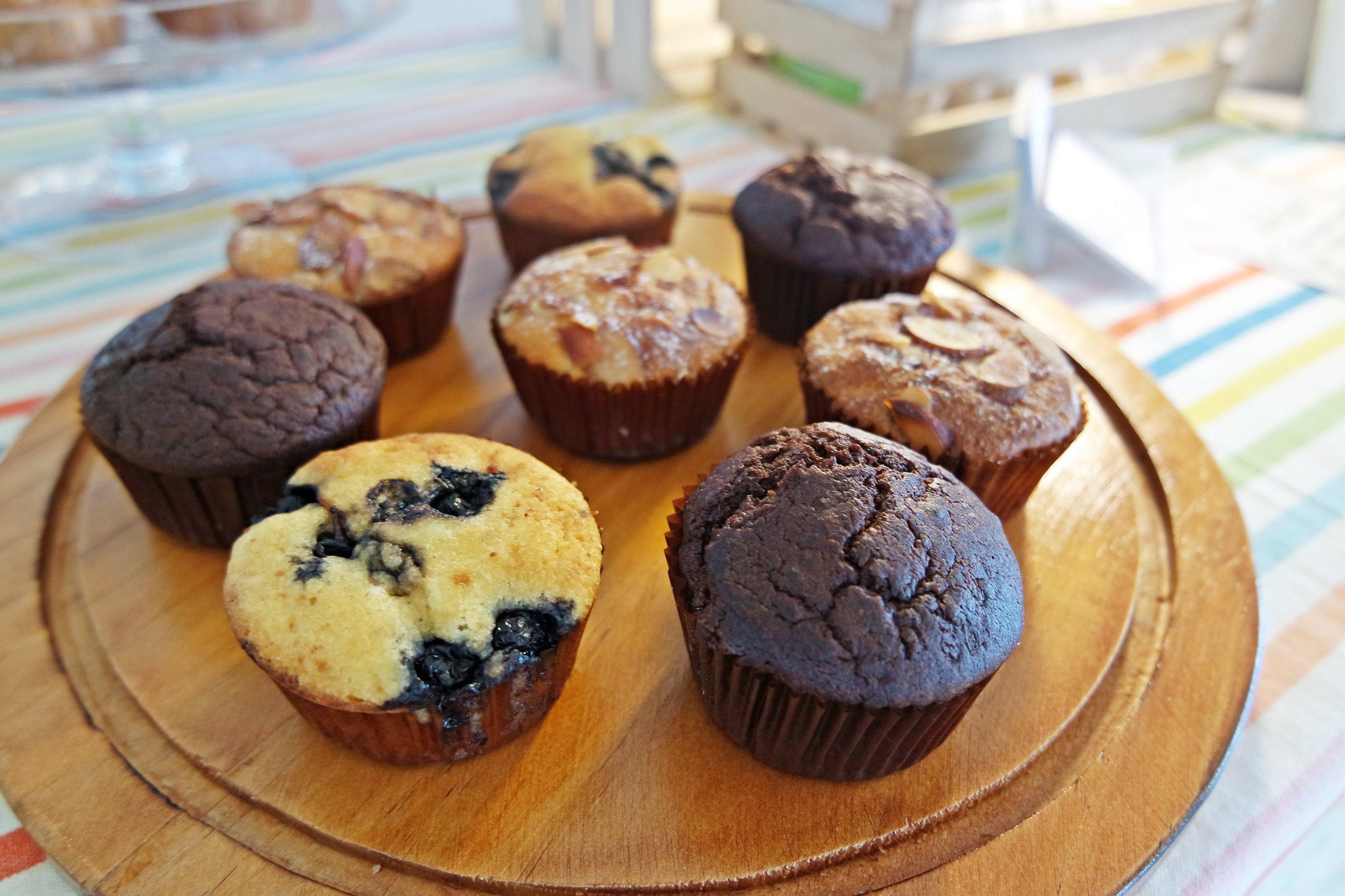 Gavia Muffins