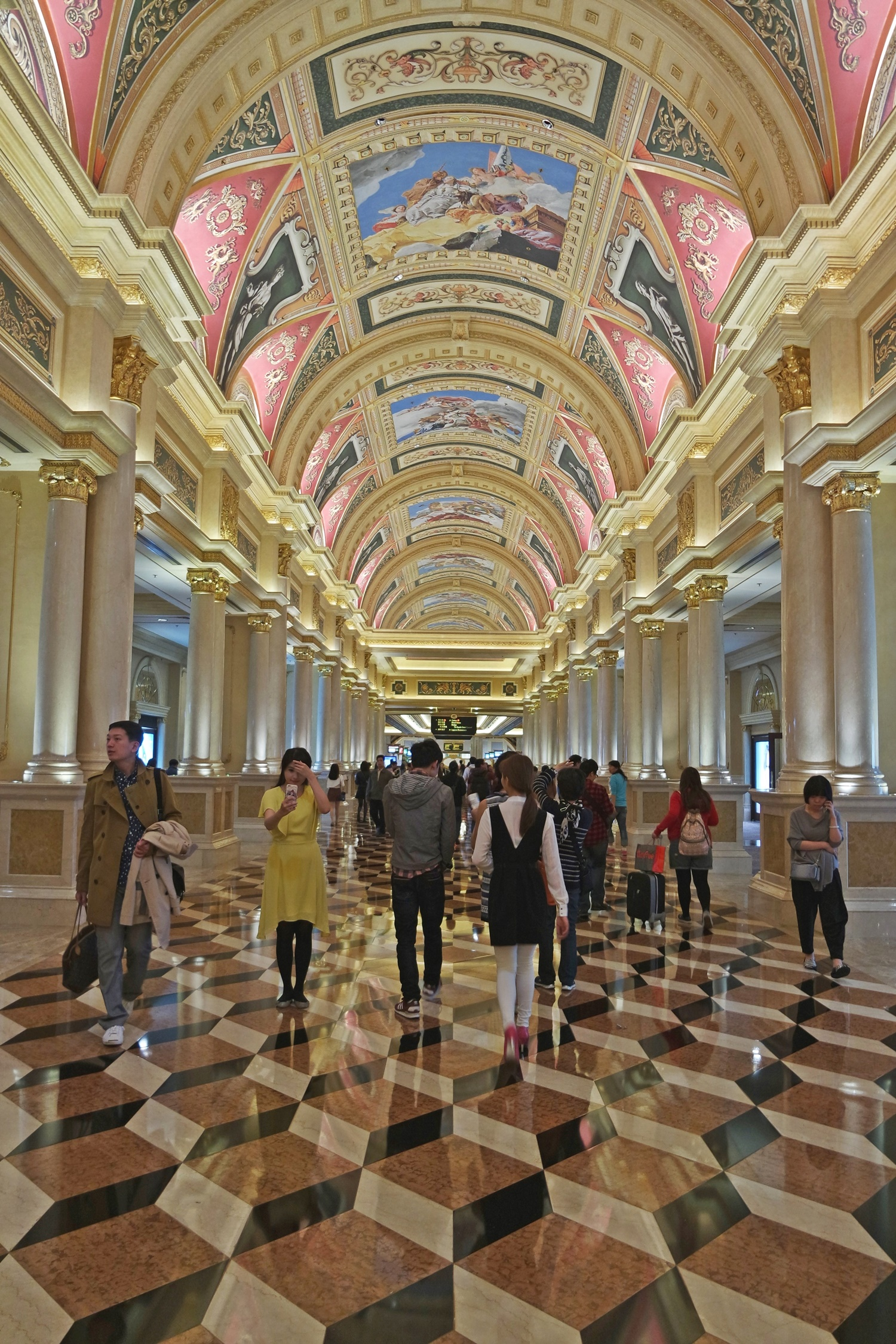 The Venetian Macao Main Lobby