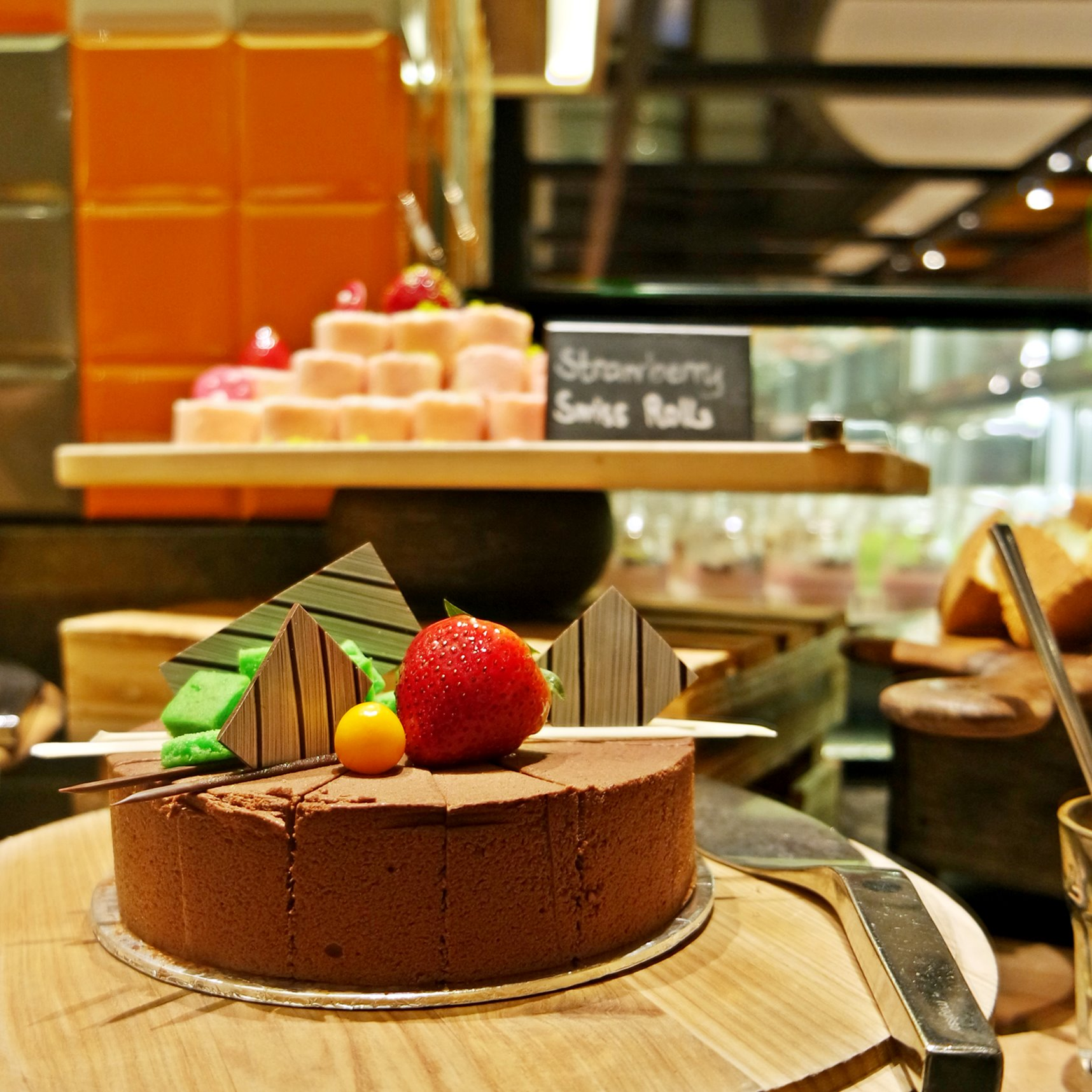 Chocolate Cake @ J65