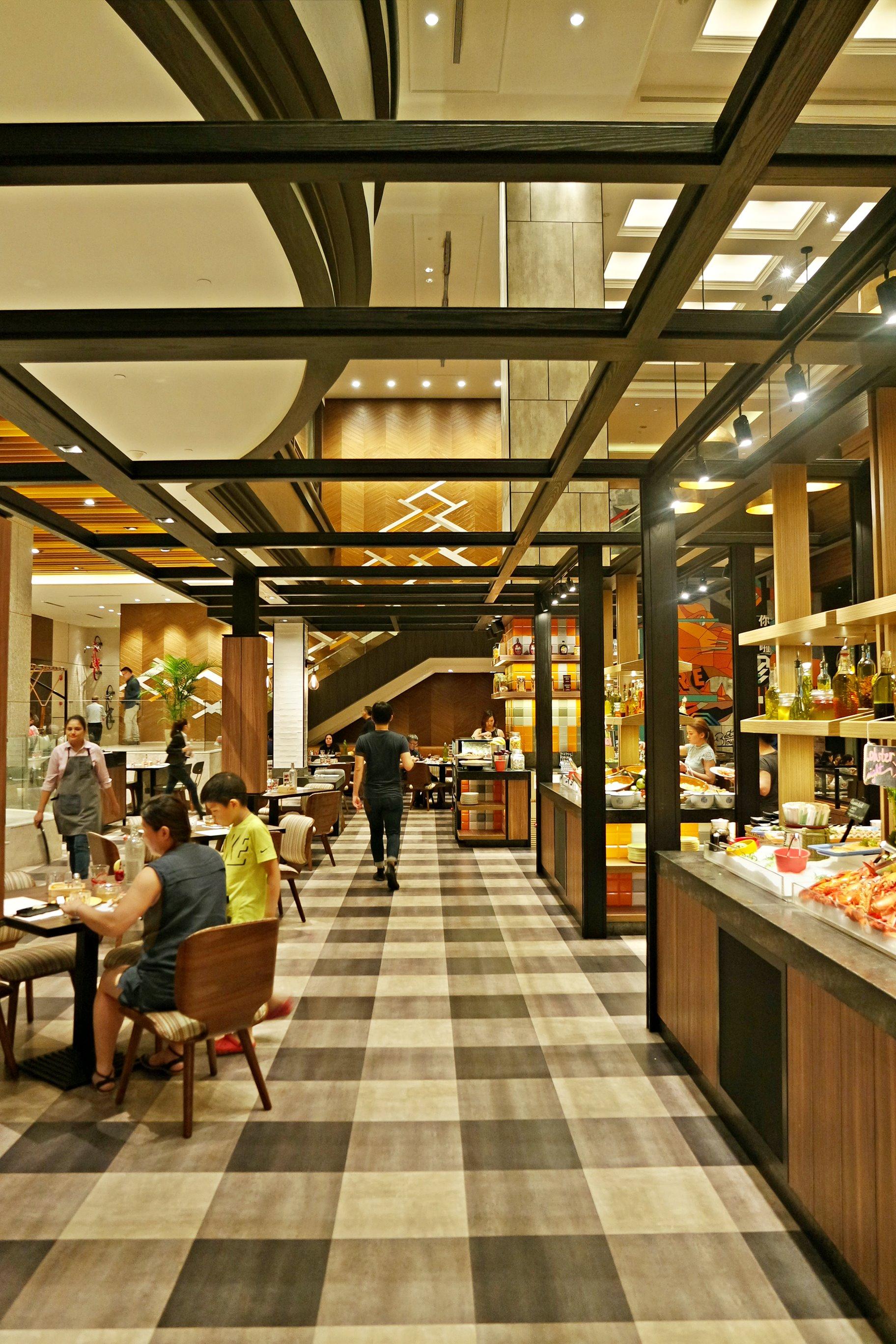 J65 @ Hotel Jen Tanglin Singapore