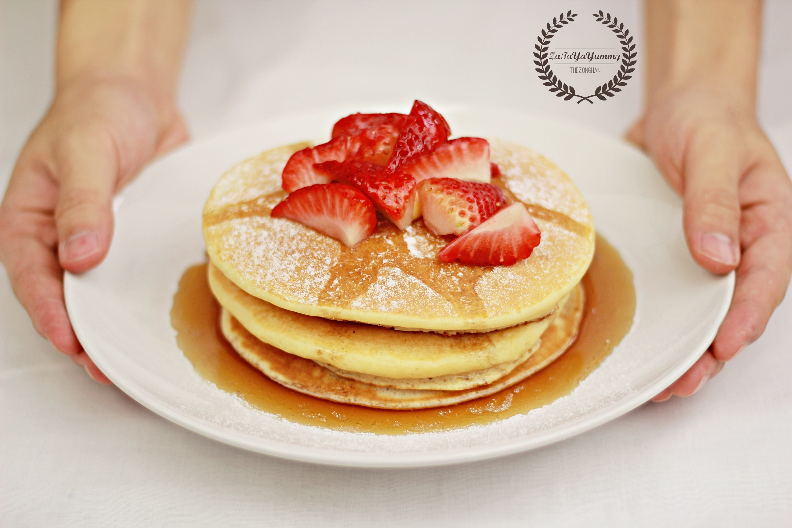 Pancakes for you