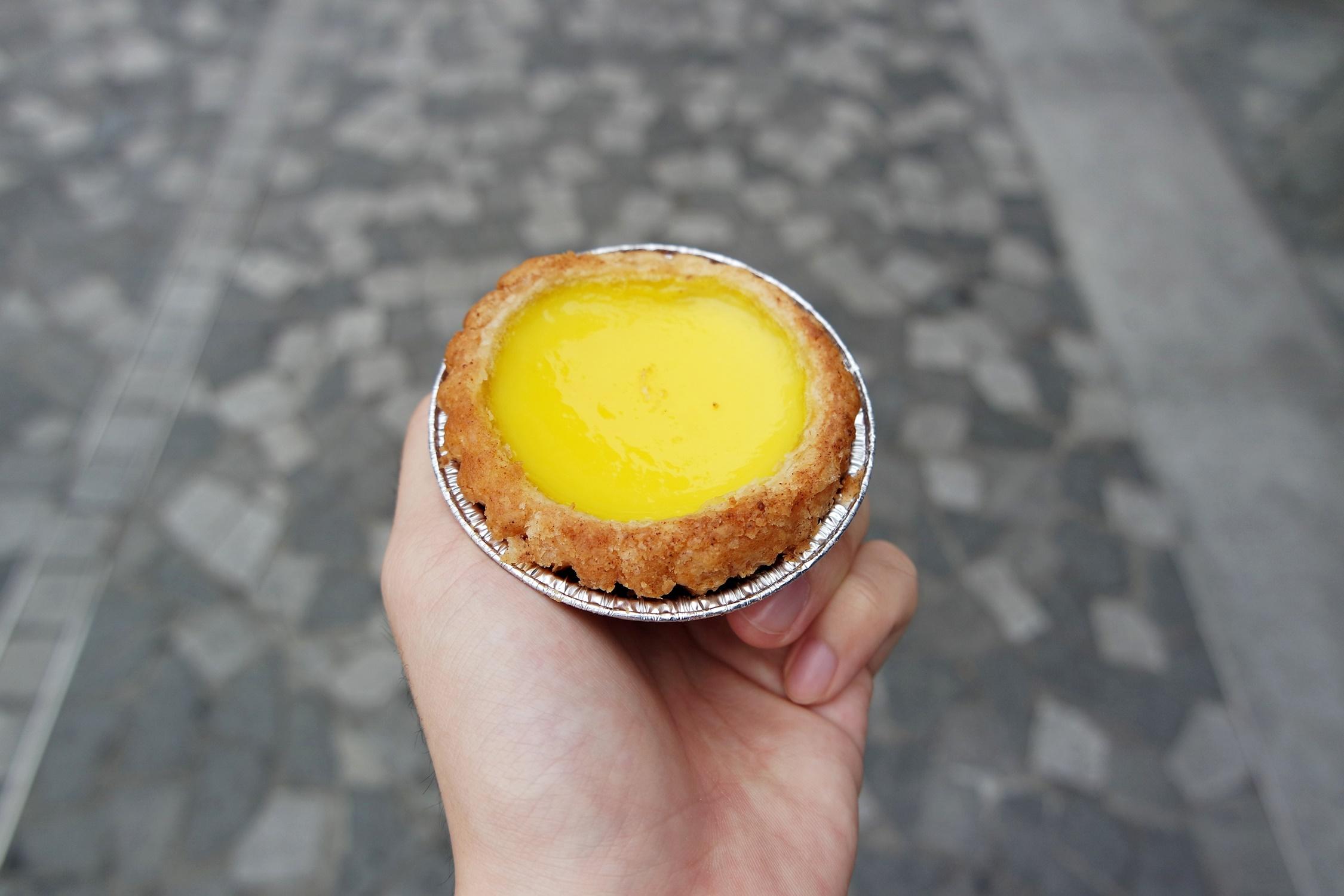 Tai Cheong Bakery Egg Tart