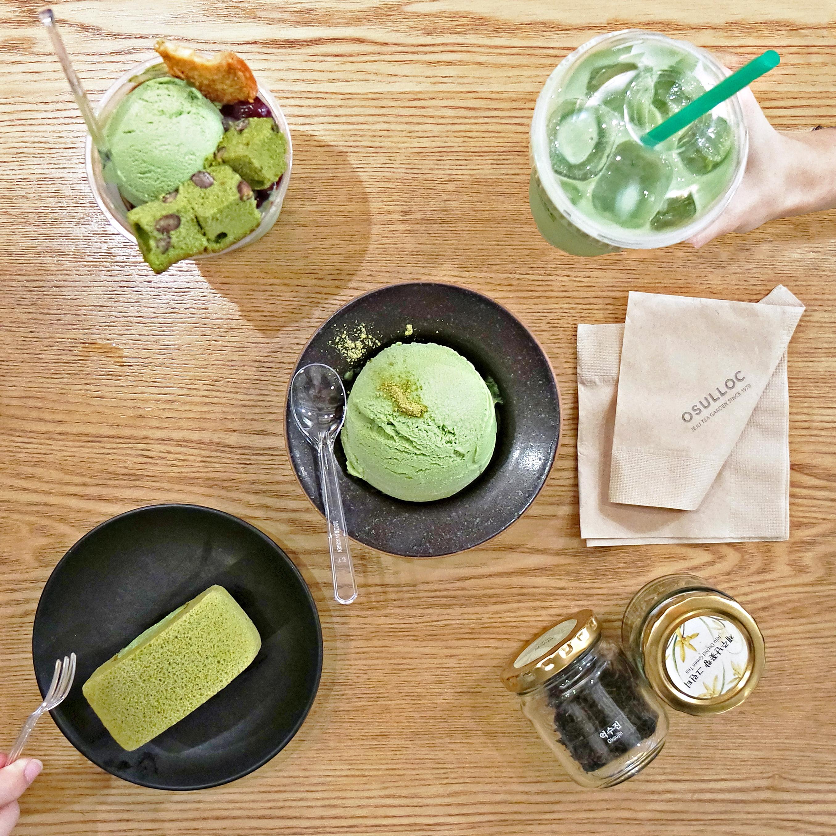 O´sulloc Tea House
