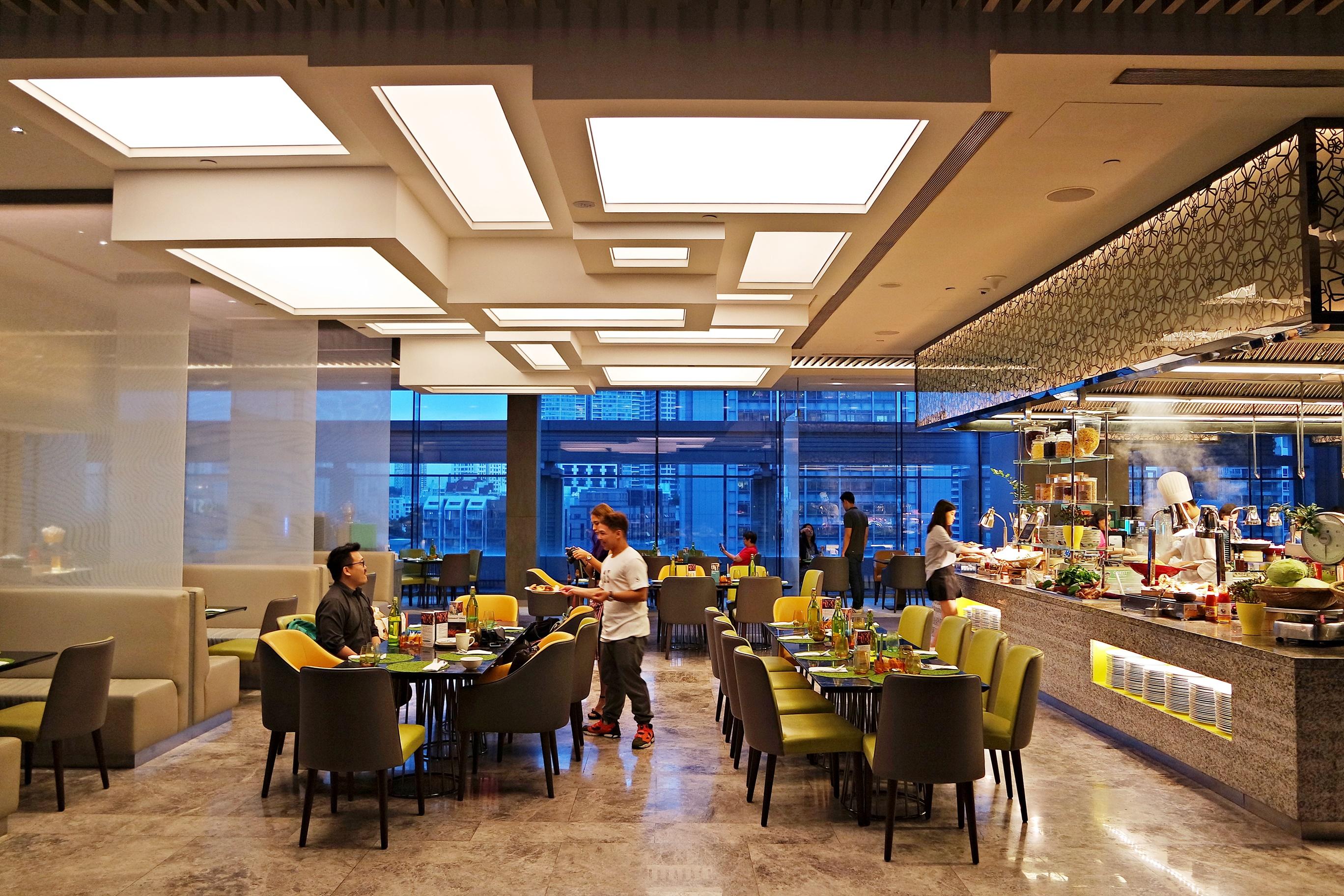 Makan@Jen Hotel Jen Orchardgateway