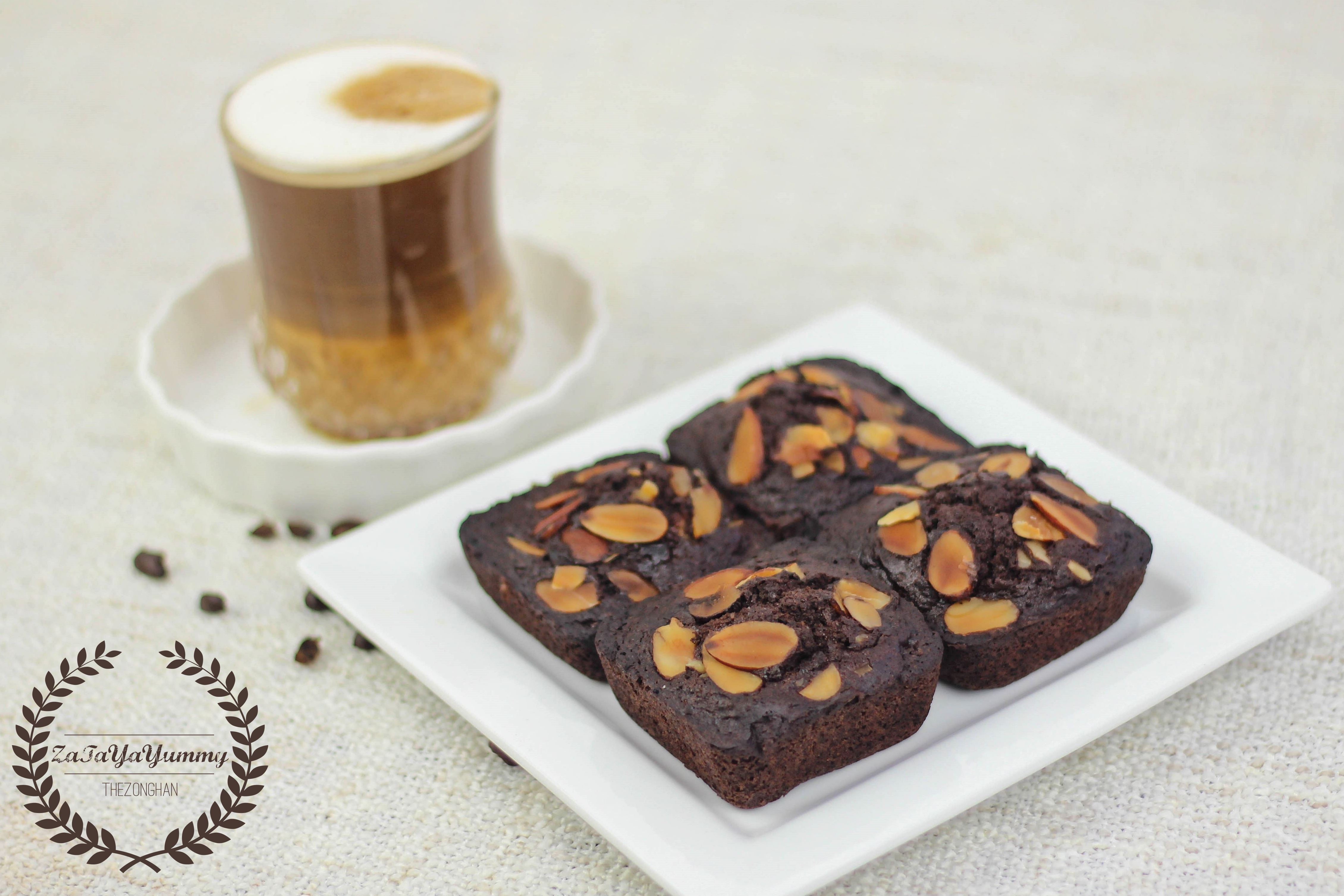 Sugar-free Brownie with Gavia Natural Sweetener