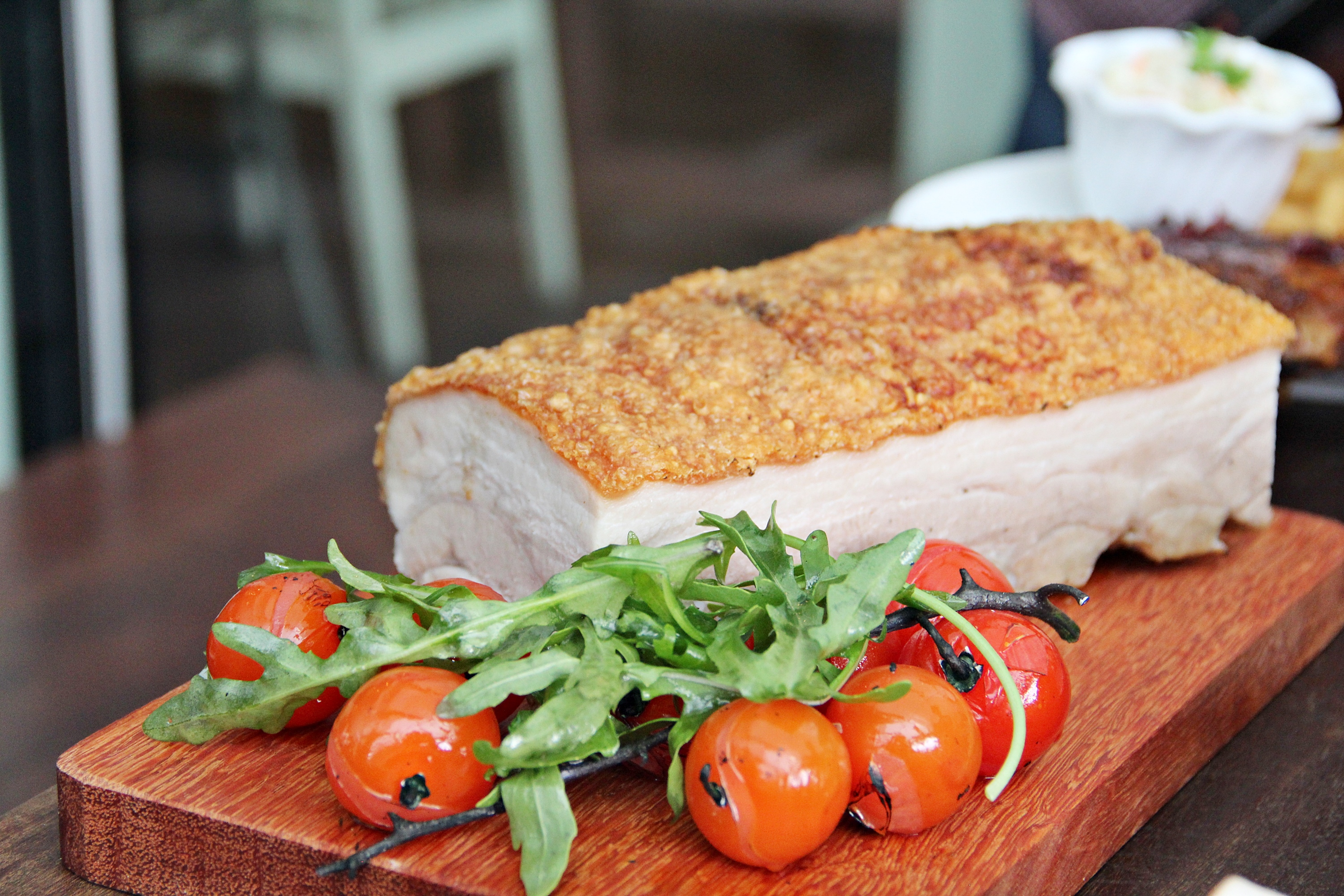 Crackling Pork Roast