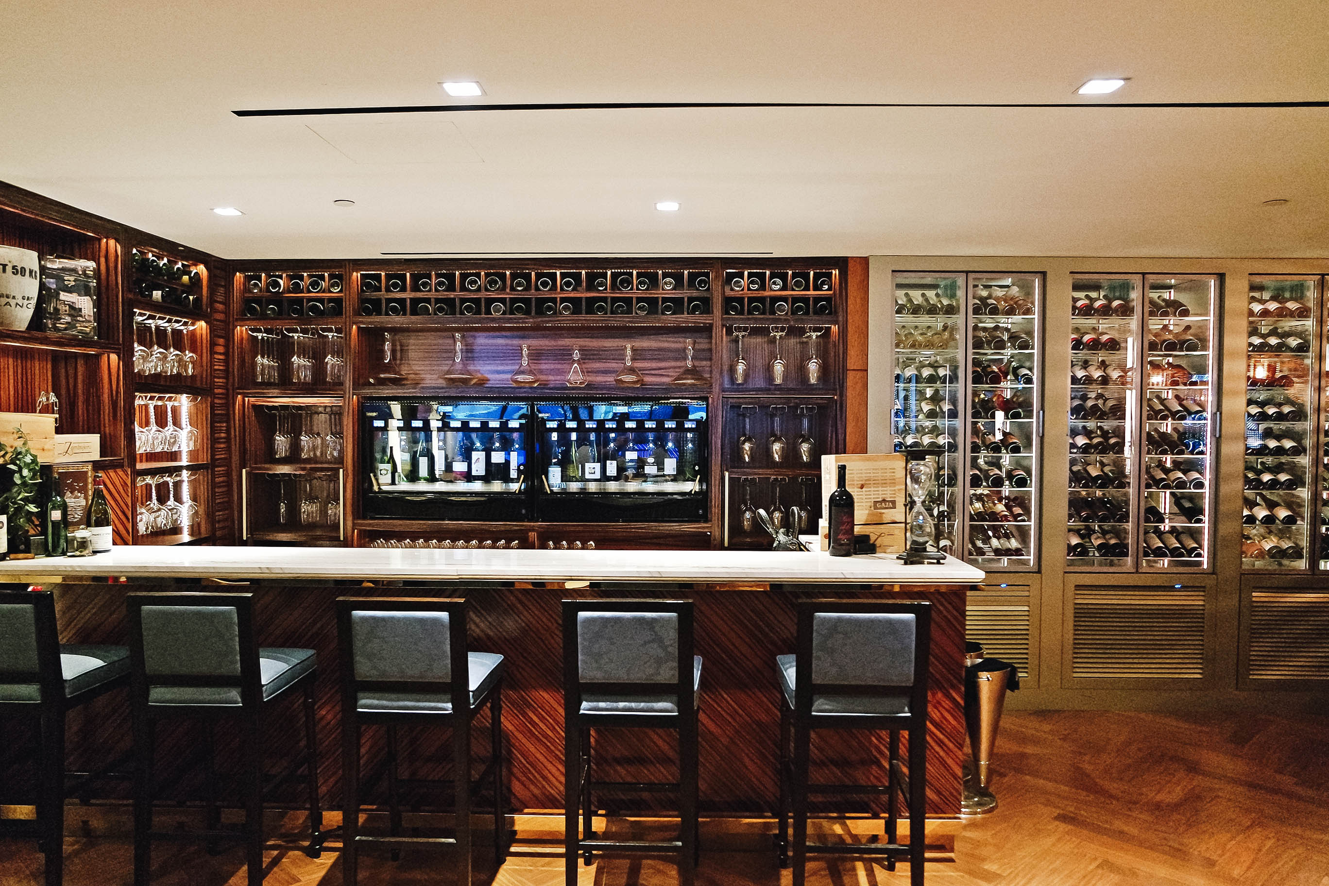 Vine Lounge