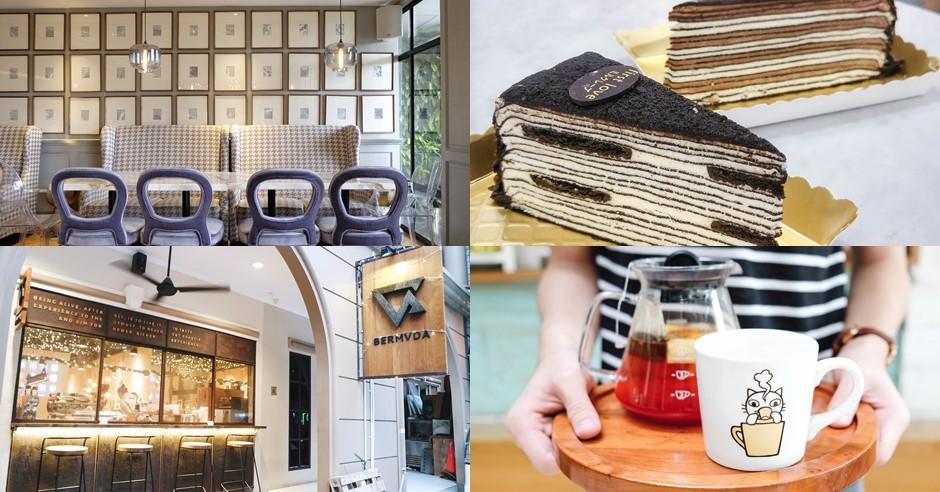Jakarta Best Cafes
