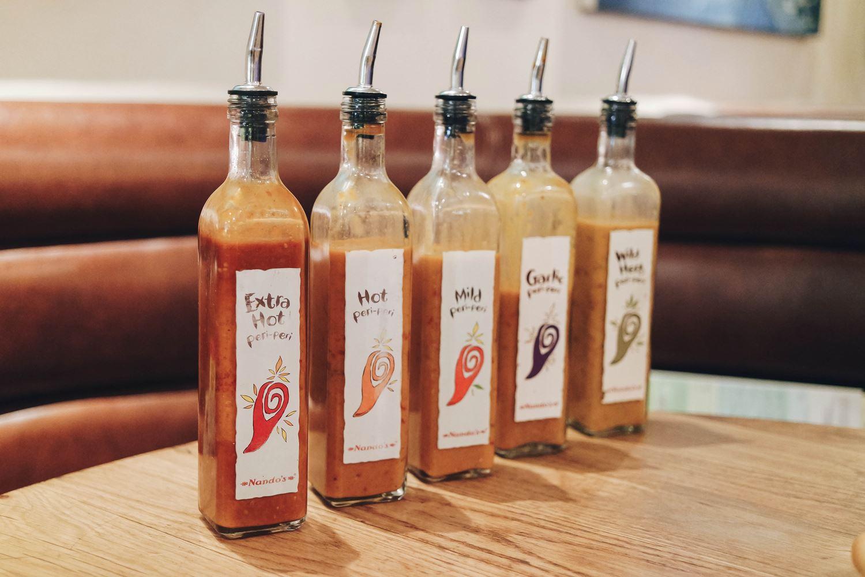 PERi-PERi sauces