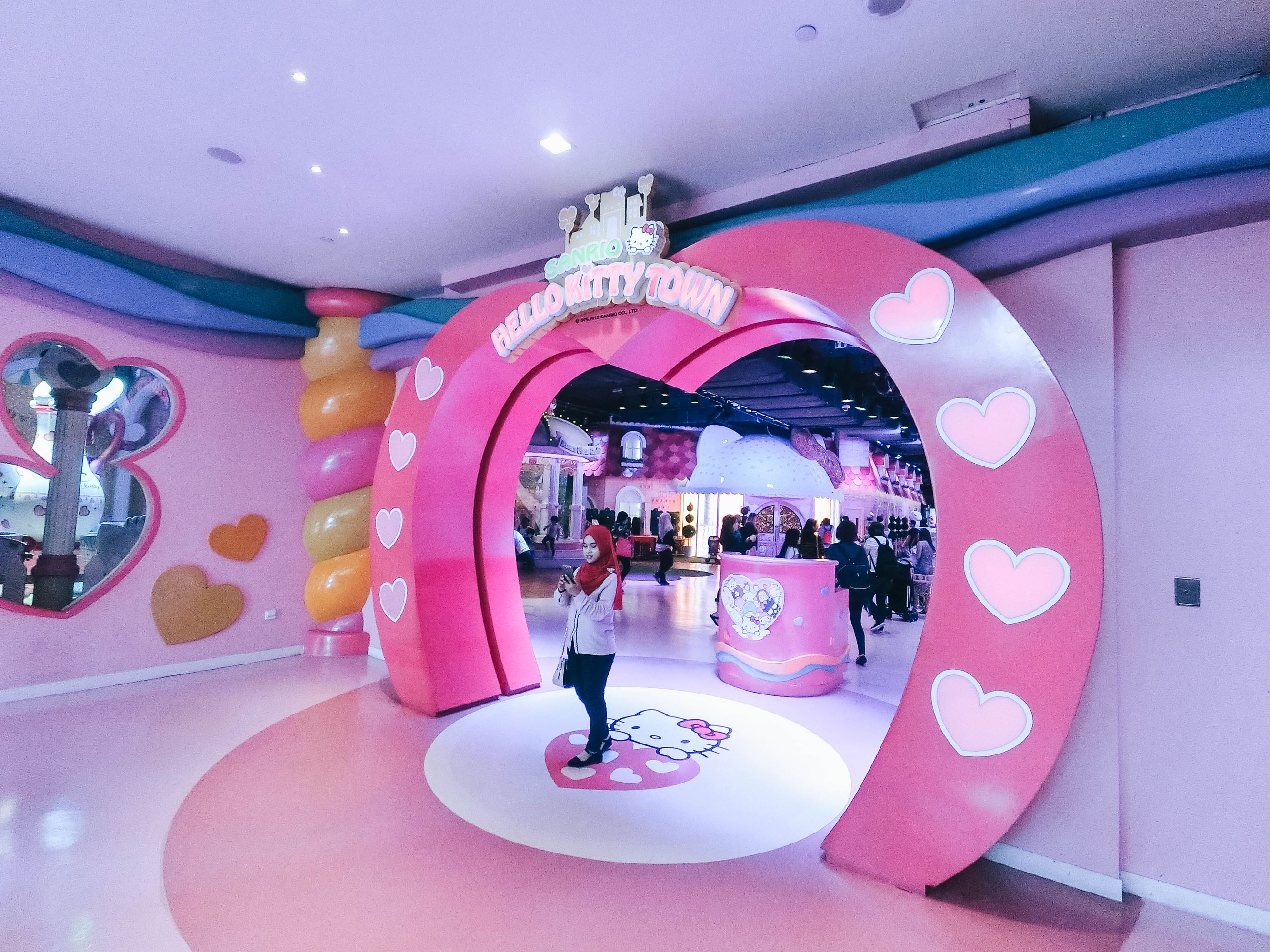 Sanrio Hello Kitty Town - Puteri Harbour