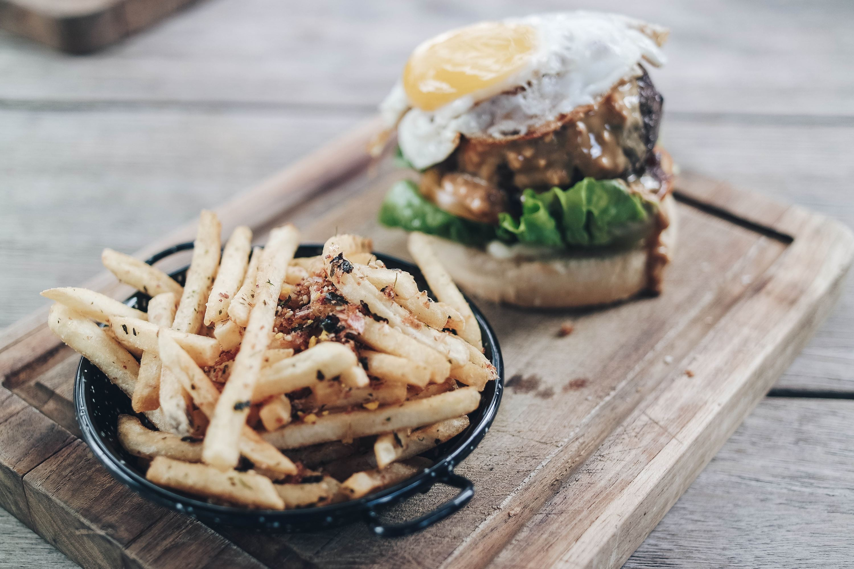 Wagyu Beef Burger