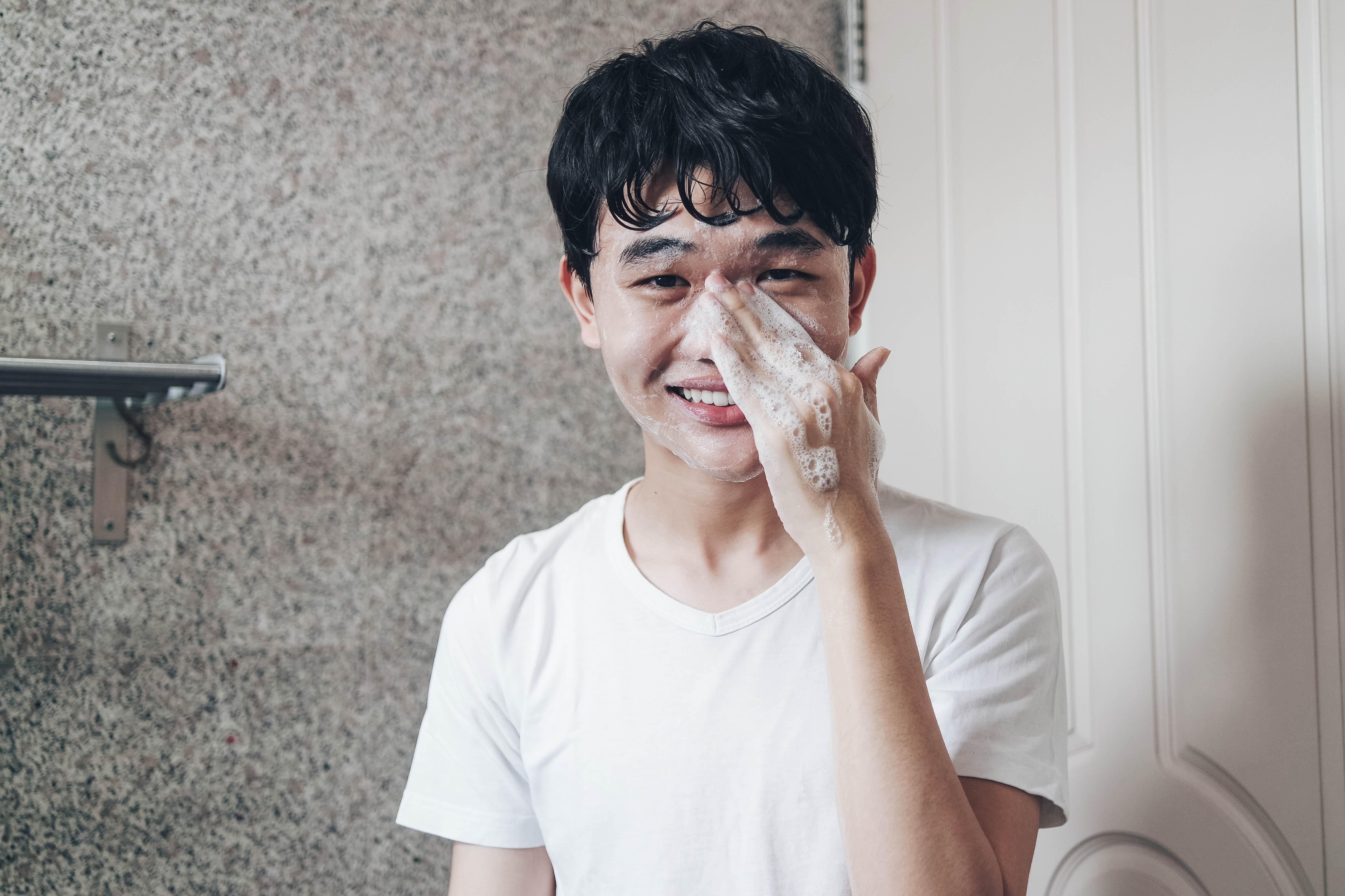 Dekke Hud Cleanser Amino Acid Facial Cleanser