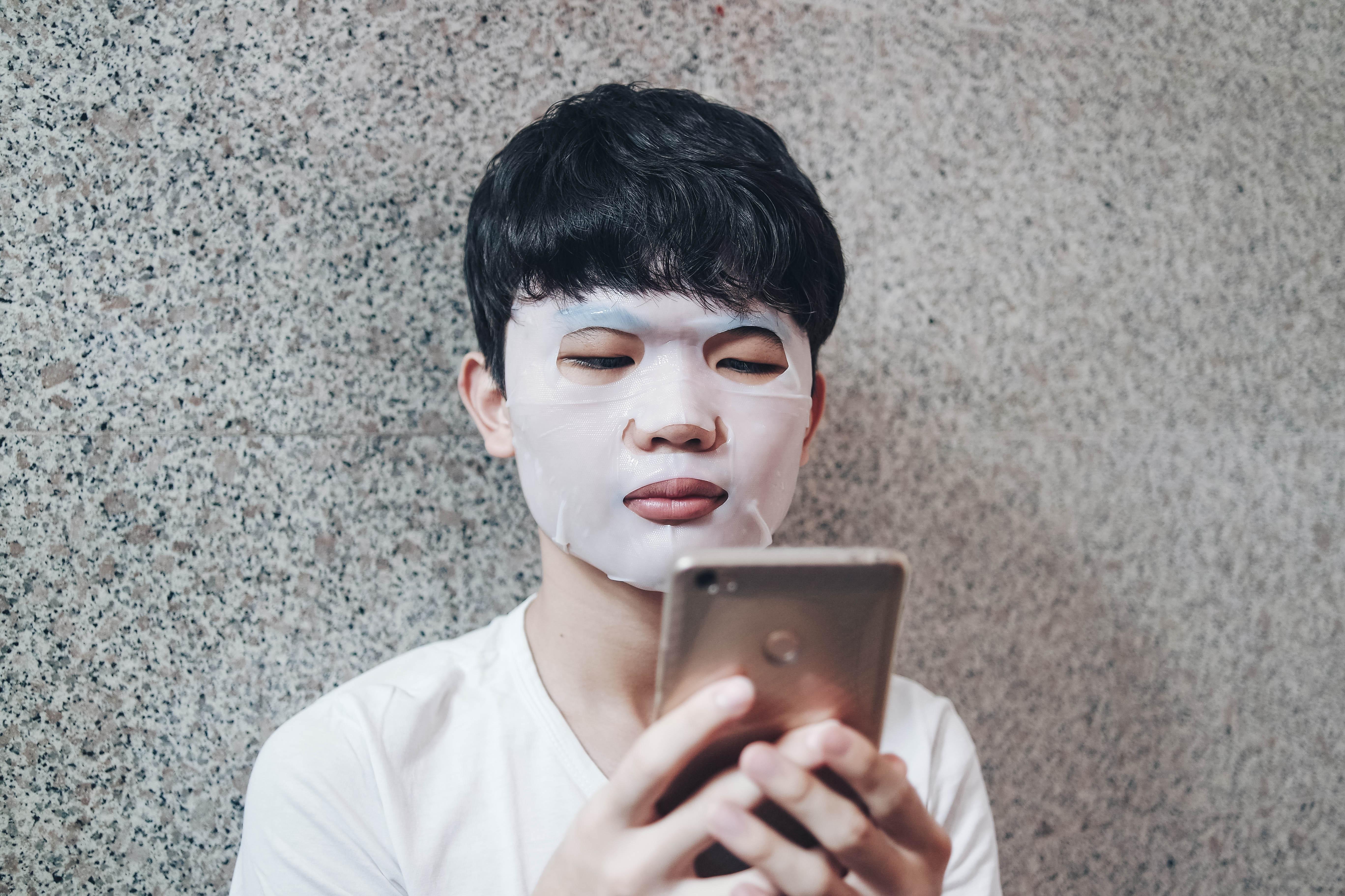 Dekke Hud Mask