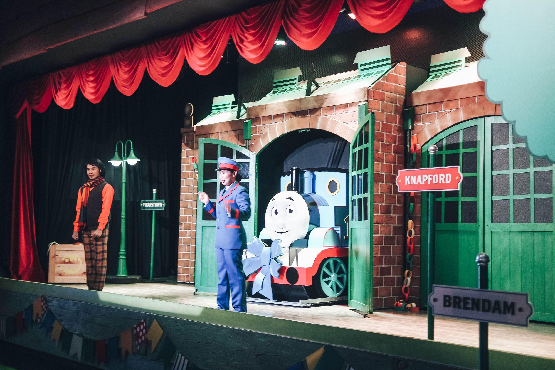 Thomas Train Show