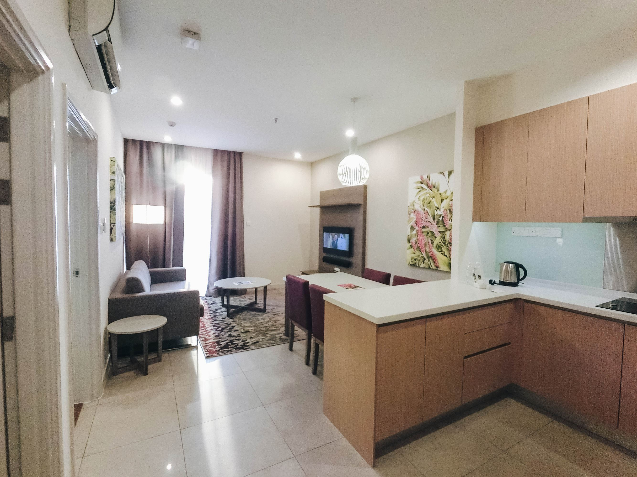 1-BEDROOM PREMIER - Living Room Somerset Medini Iskandar Puteri