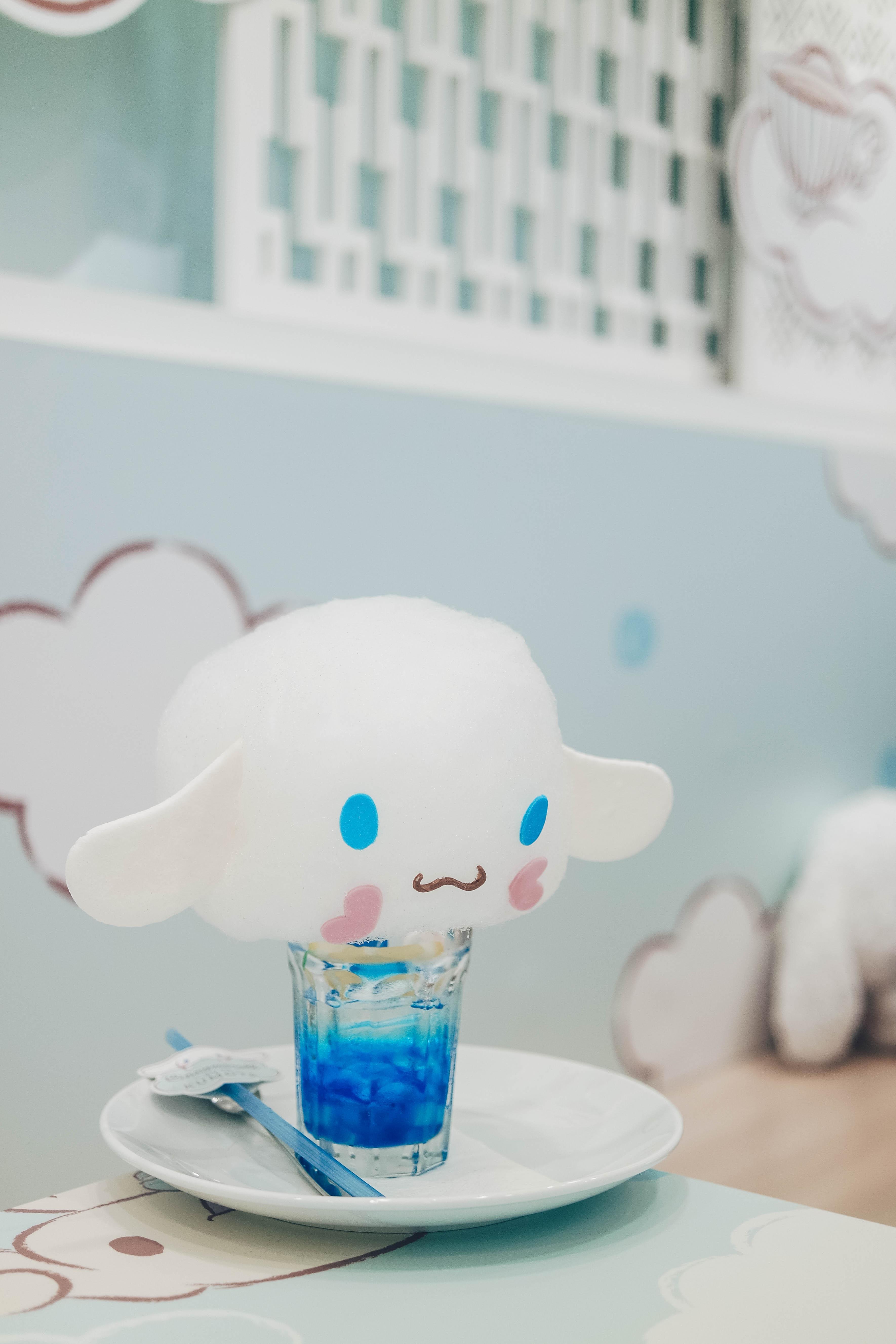 Cutie Cutie Special Cinnamoroll Blue Soda