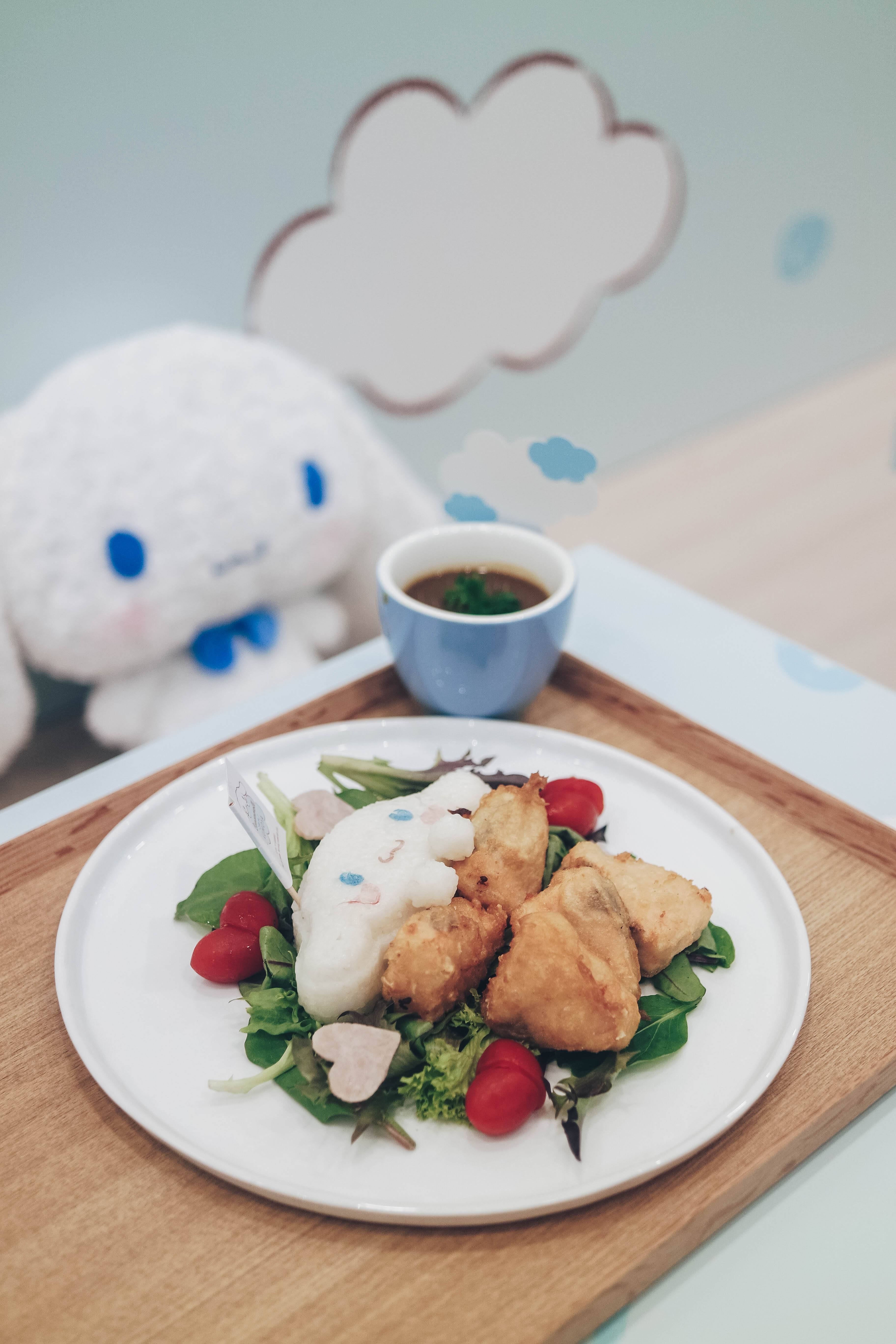Fluffy Dreams Japanese Curry Rice