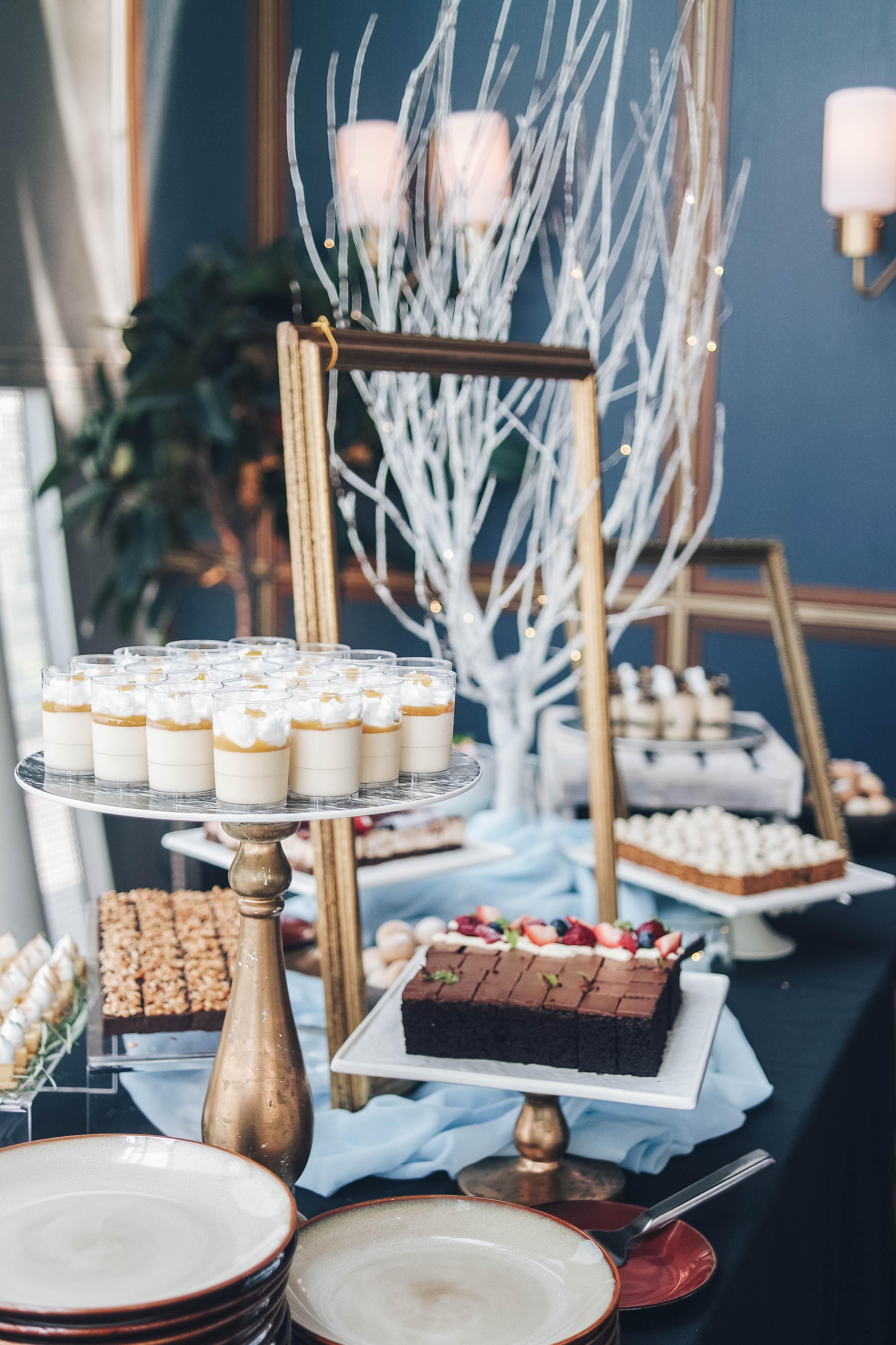 Monti's Dessert Table