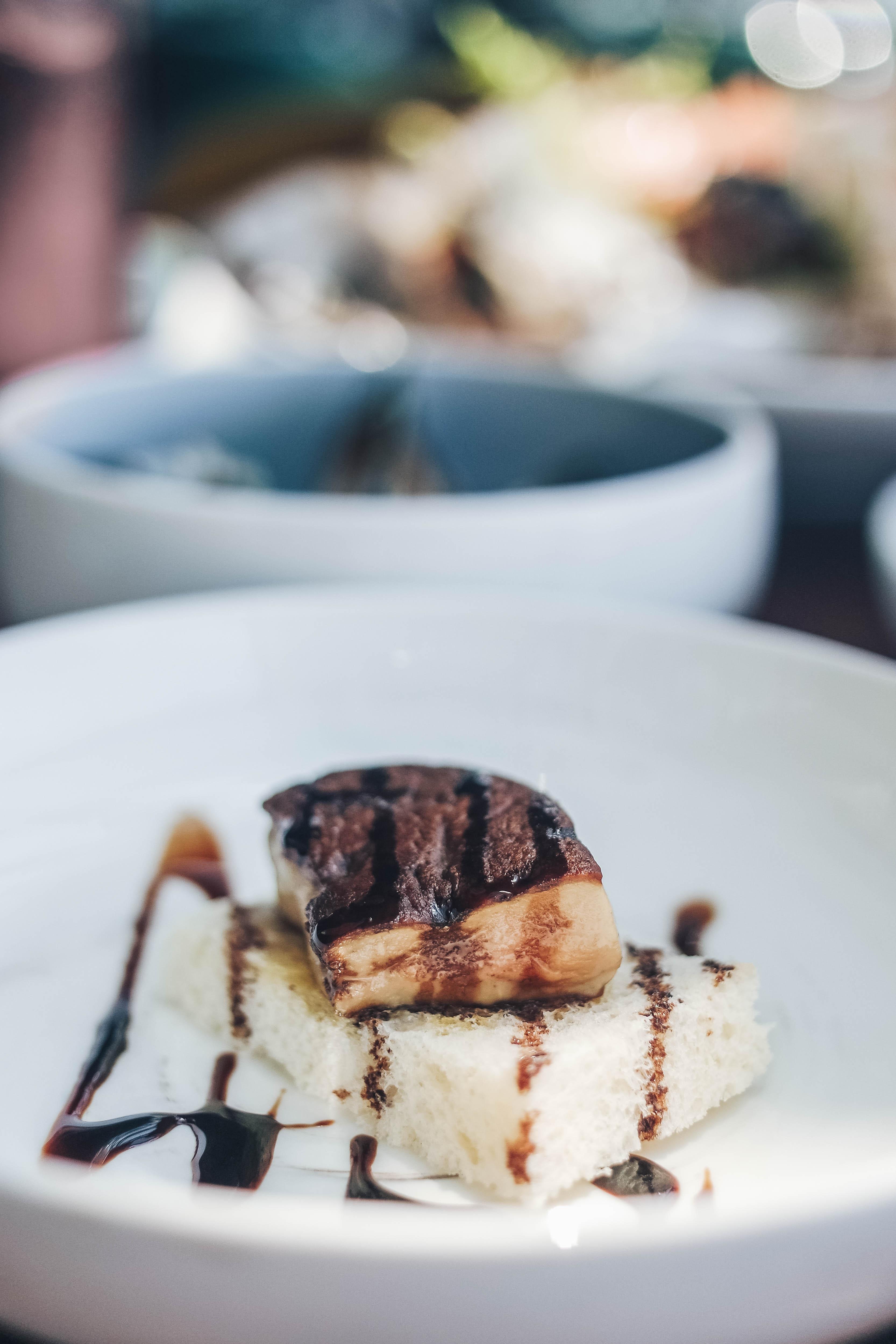 Foie Gras on Toast - Monti