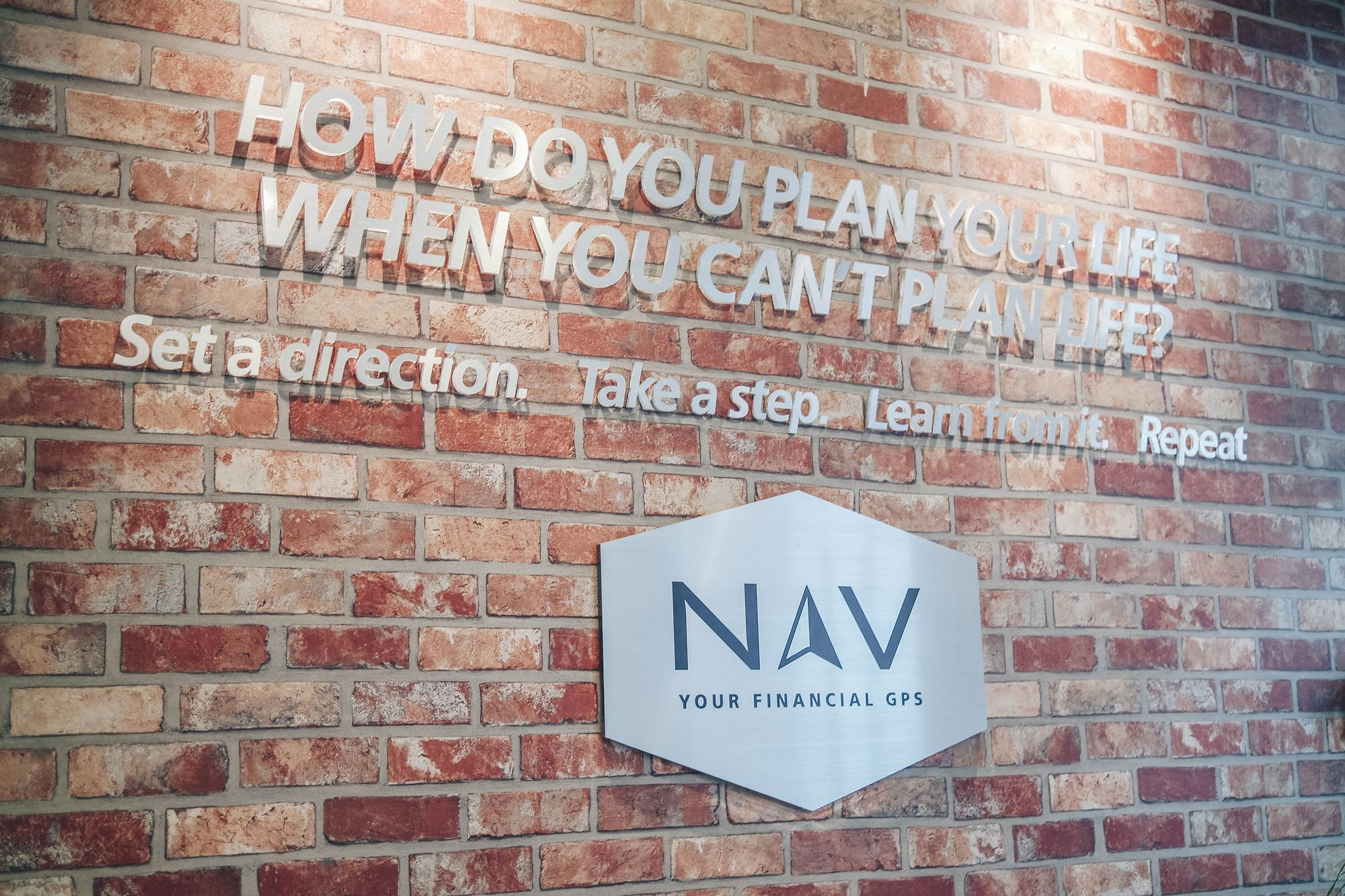 Nav - Your financial GPS