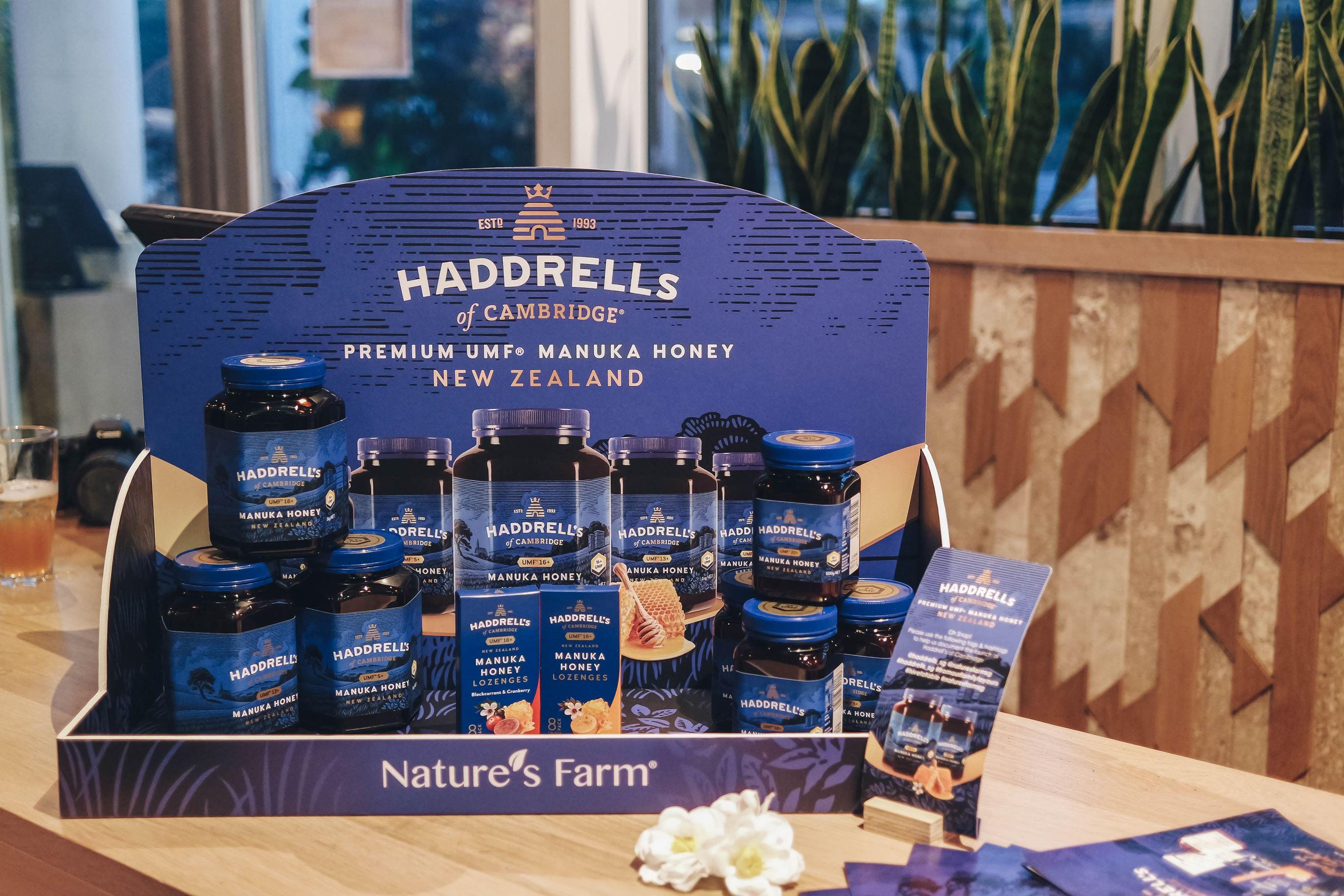 Haddrell's Manuka Honey