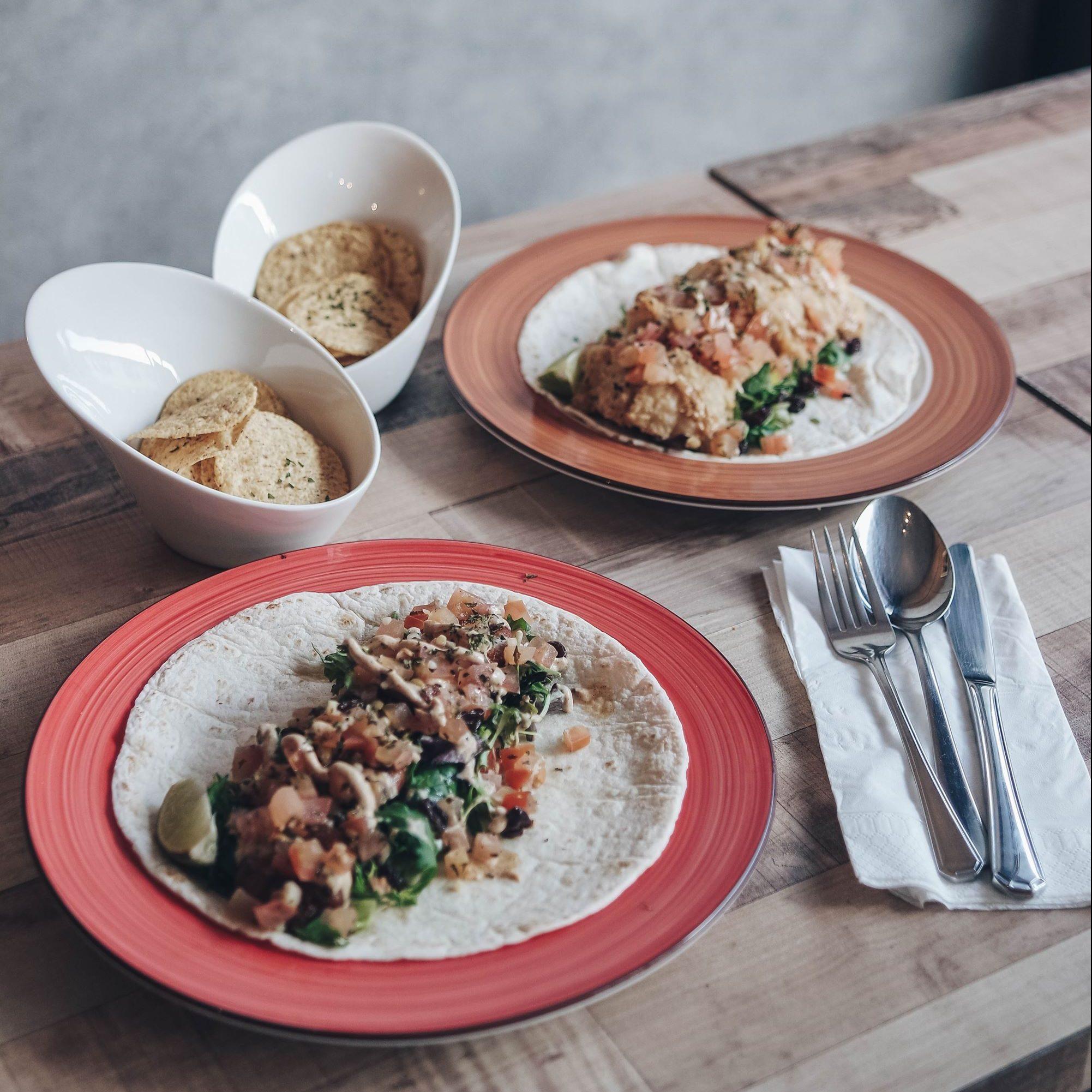 Common Chefs Bistro & Café - Tacos