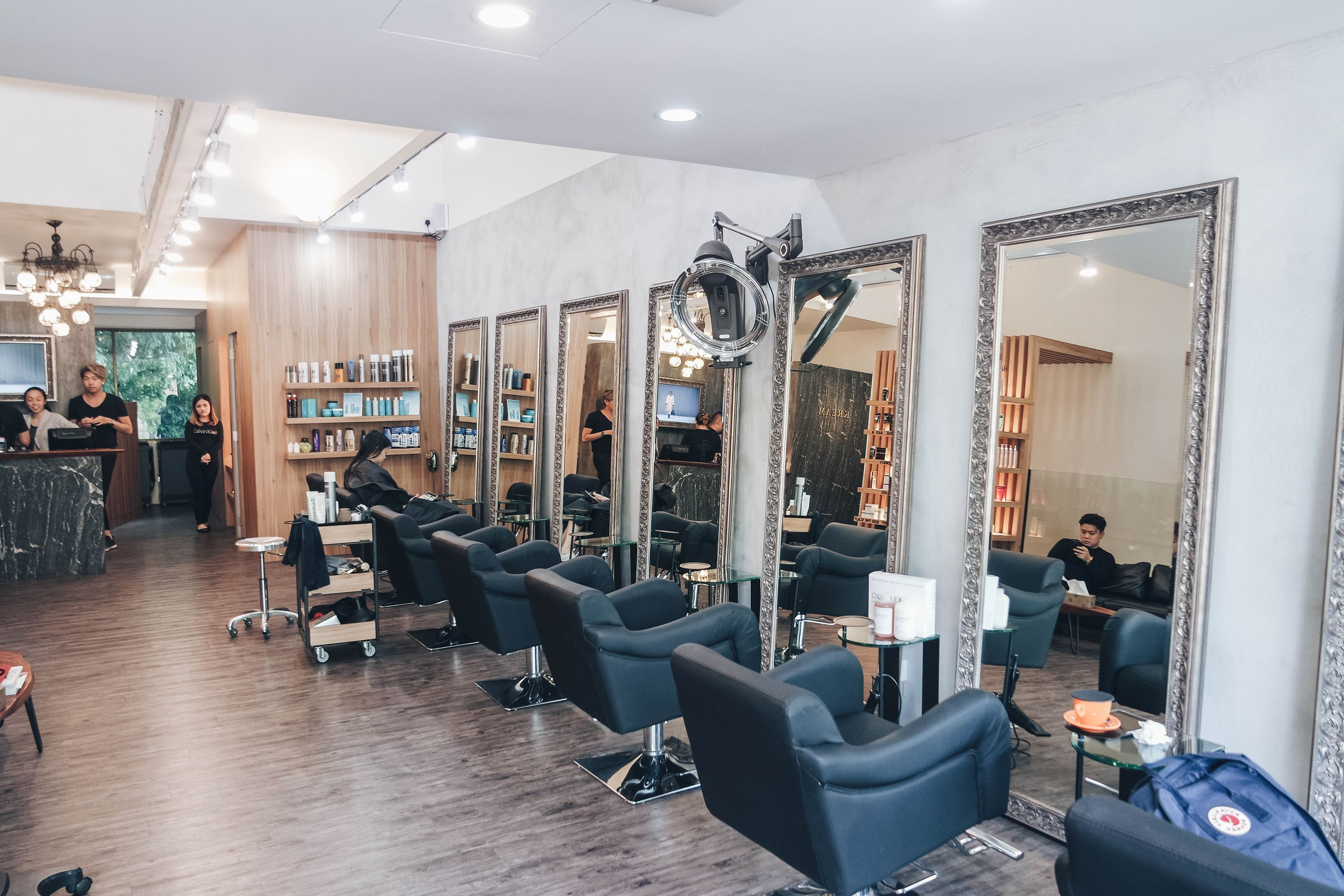 Salon Kream