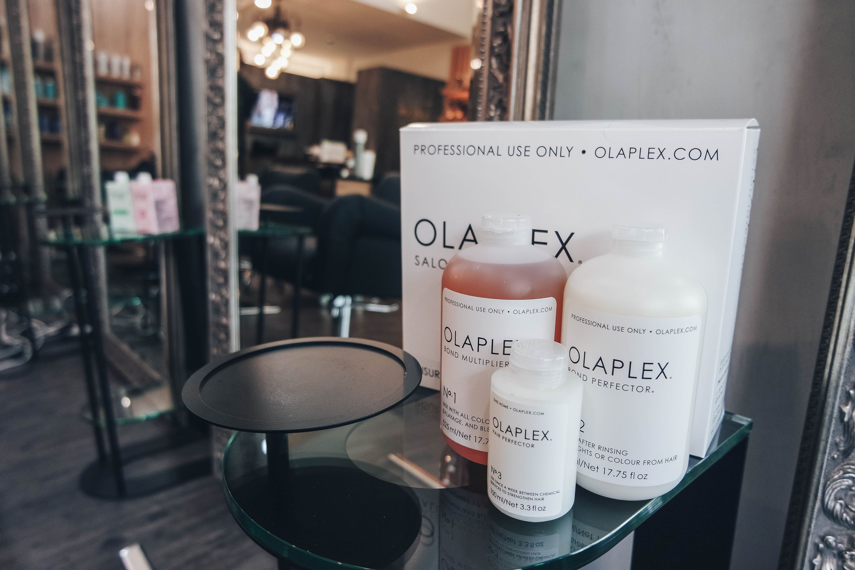 Salon Kream - Olaplex Treatment