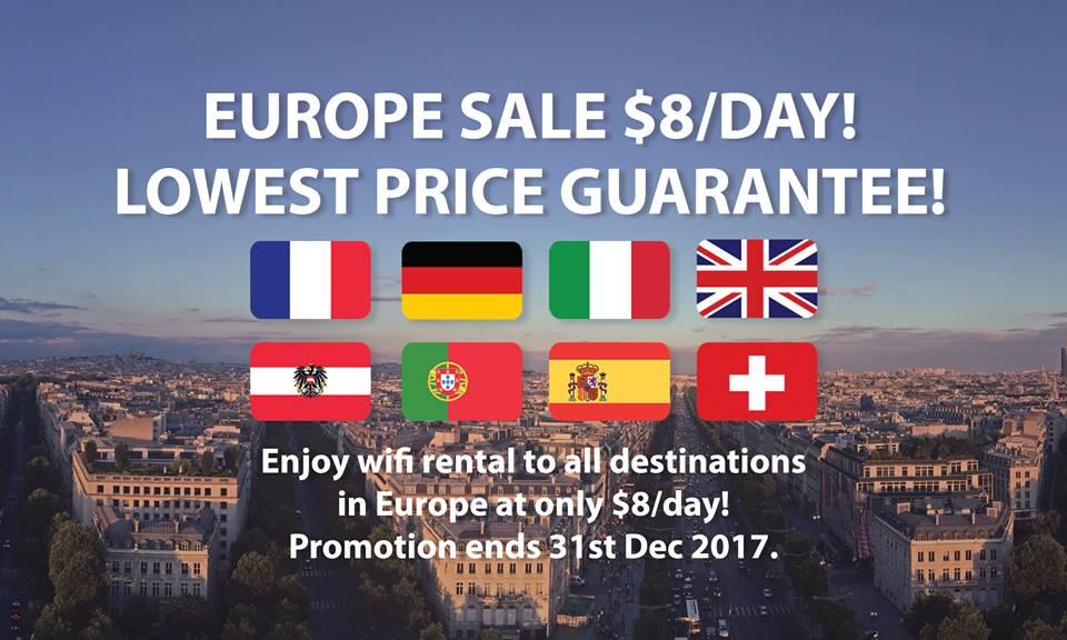 Europe Promotion