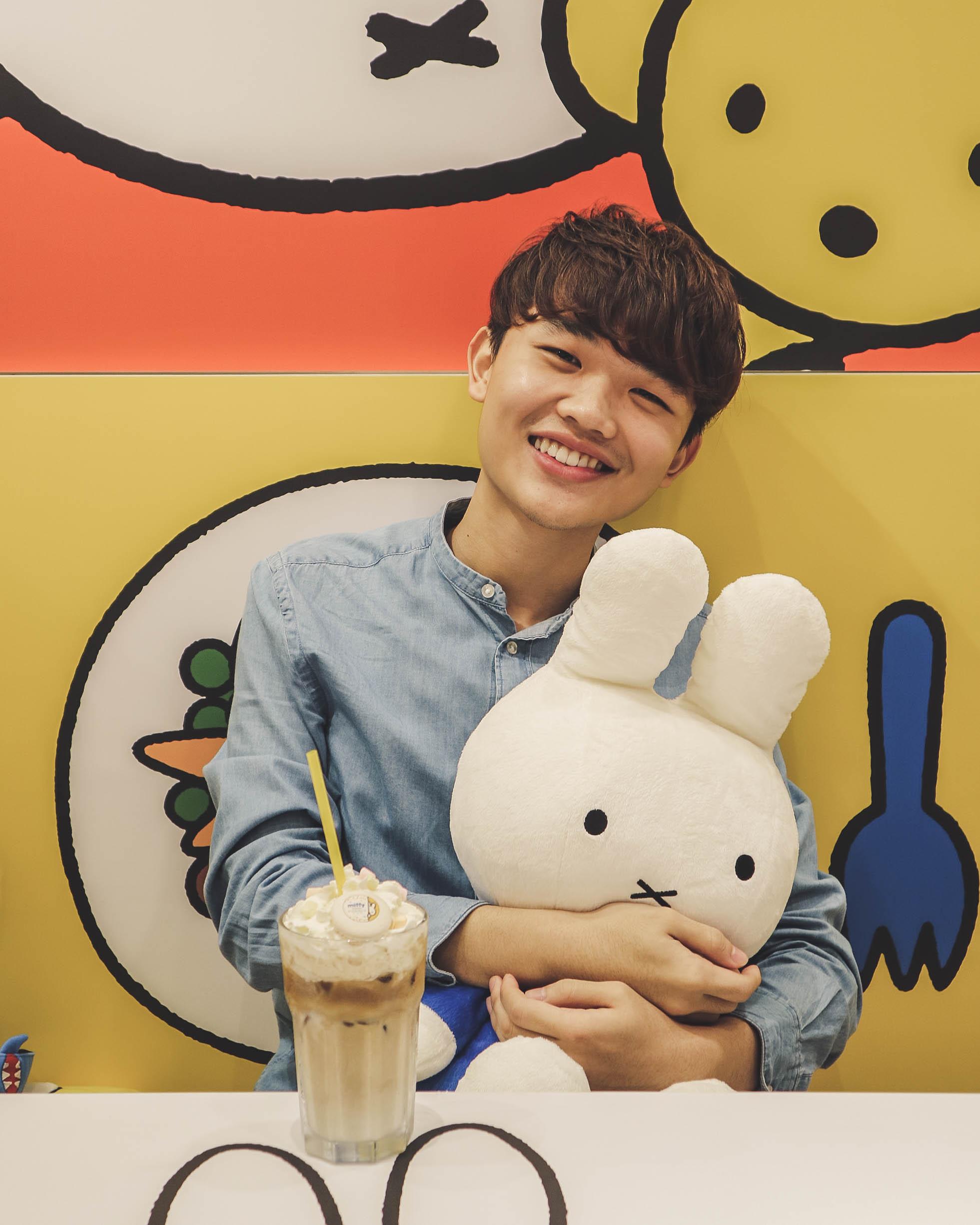 Miffy Character Themed Cafe - Kumoya