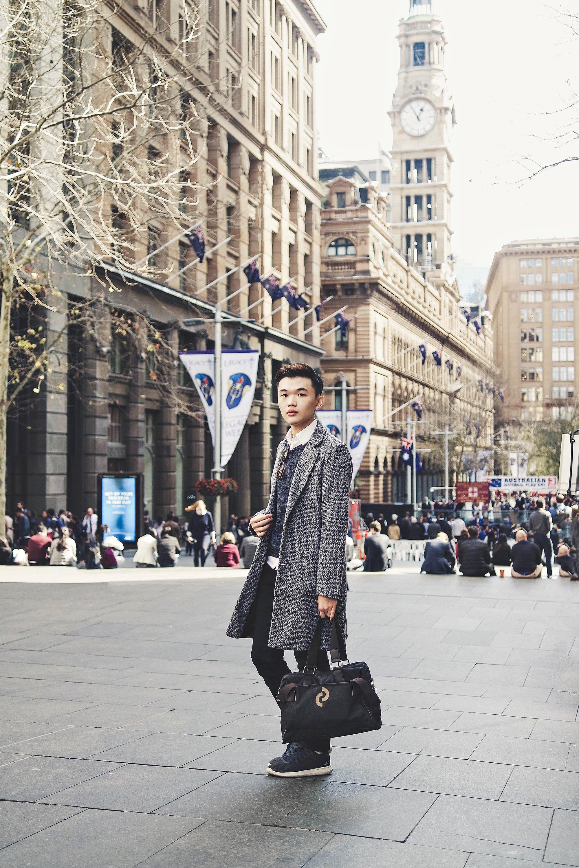 #OOTD – Explore Sydney With Sudio Sweden