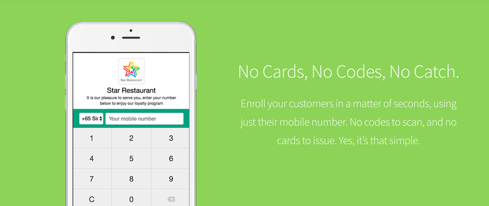 Advocado - Loyalty Program Without The Hassle